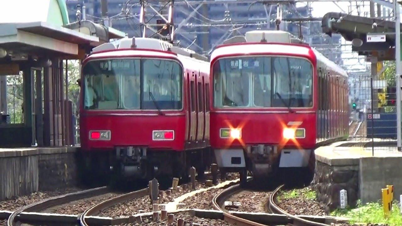 名鉄 電車