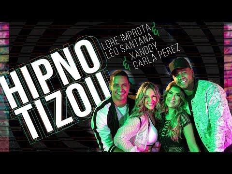 Hipnotizou - Harmonia do Samba Feat. Léo Santana - Lore Improta | Coreografia