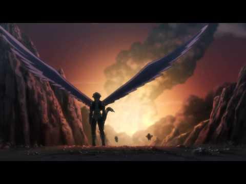 Hunter x Hunter Episode 128 HD Chimera Ant King Meruem post rose flying power up youpis ability
