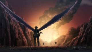 Hunter x Hunter Episode 128 HD Chimera Ant King Meruem post rose flying power up youpis ability
