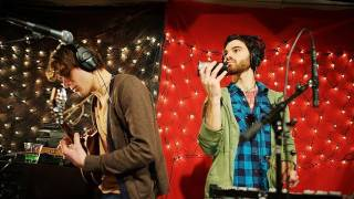 The Lighthouse and the Whaler - Little Vessels (Live on KEXP)