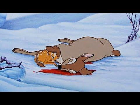 8 Saddest Deaths In Disney Movies