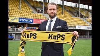 KuPS TV: Urheilutoimenjohtaja Jonne Lindblom