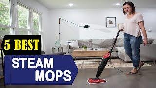 5 Best Steam Mops 2018 | Best Steam Mops Reviews | Top 5 Steam Mops