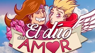 EL DUO DEL AMOR | VARUS CUPIDO Y TARIC ROSA (Parodia)(League of Legends)
