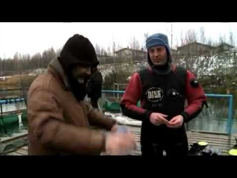 Молога- Русская Атлантида. съемки под водой