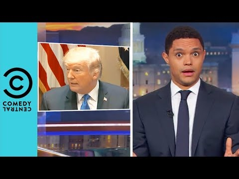 Donald Trump Is Coming For Your Guns | The Daily Show With Trevor Noah thumbnail