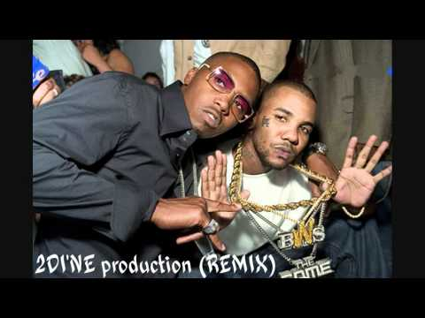 NAS FEAT THE GAME - HUSTLERS (REMIX 2DI'NE PROD).