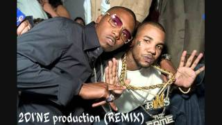 NAS FEAT THE GAME - HUSTLERS (REMIX 2DI