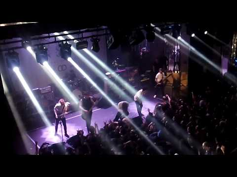 While She Sleeps @ Teatro Barceló, Madrid, Spain