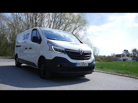 Рено Трафік 2019 Renault TRAFIC 2019 рестайлінг 2л. 88 КВт