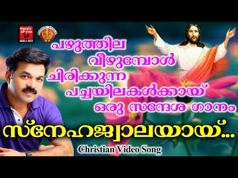 Snehajwalayay # Christian Devotional Songs Malayalam 2018 # Christian Video Song