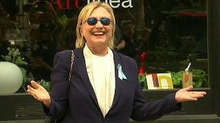 Hillary Clinton riparte dal Nord Carolina