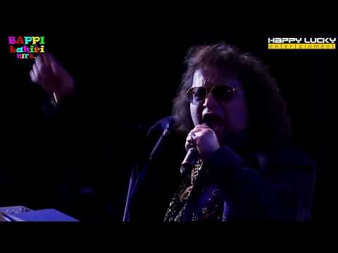 Ooh La La Tu Hai Meri Fantasy By Bappi Lahiri & Madhuri Dey Live HappyLucky Entertainment