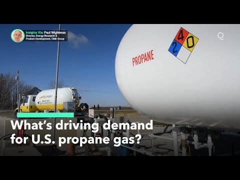 What's Driving the Export Surge In U.S. Natural Gas Liquids?