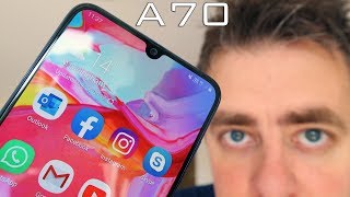 Samsung Galaxy A70 Review - A Strong Mid-Range Samsung