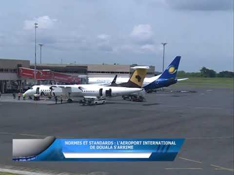 Normes et standards : l'aéroport international de Douala s'arrime