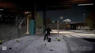 GTA 4 skill(actually just plain old luck)