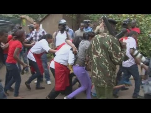 Nairobi mall shooting: Al Qaeda-linked...