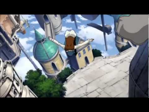 AIR GEAR - Kogarasumaru vs Sleeping Forest - Story of the Year: The Dream is Over