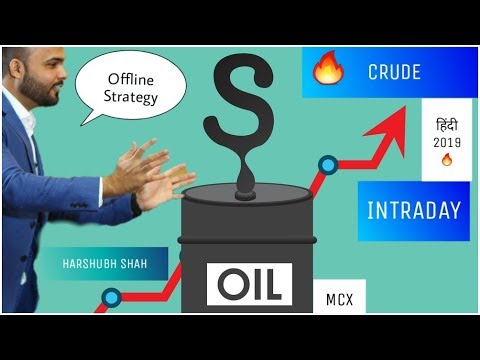 CRUDE FIXED STOP LOSS 🔥 II 2019 UNLIMITED PROFIT STRATEGY ( Offline Method )