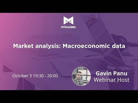 Understanding macroeconomic data and trading news events