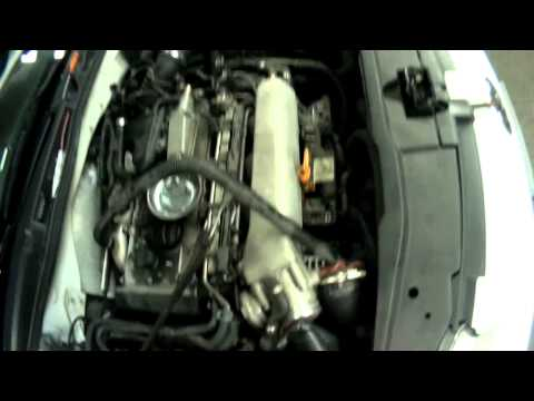 VW A4 Jetta 1.8T Throttle Body Cleaning & Adaptation