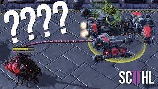 Stolen BATTLECRUISER? - Starcraft 2: Gumiho vs. Dark