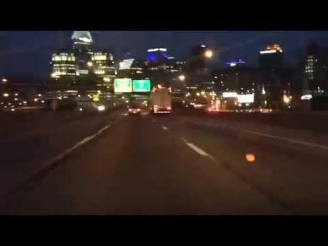 Cincinnati Night Drive