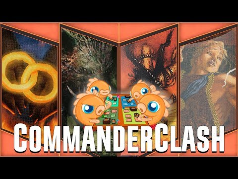 Commander Clash S3 Episode 20: Random Clash