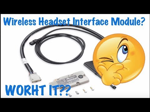 Review-Wireless Headset Interface Module-WHIM-Harley Bluetooth Headset-Boom Box Infotainment