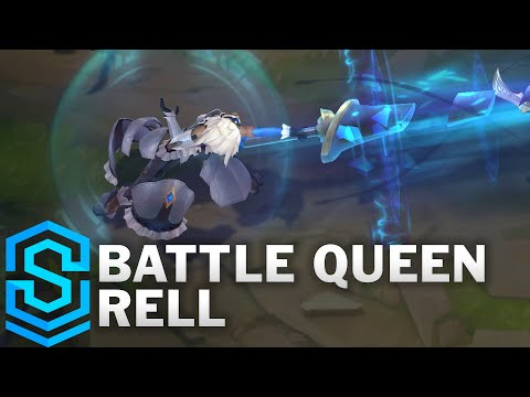 Battle Queen Rell Skin Spotlight - Pre-Release - League of Legends