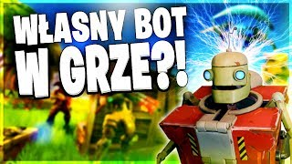 How to have your own bot to control in FORTNITE!!!!!!