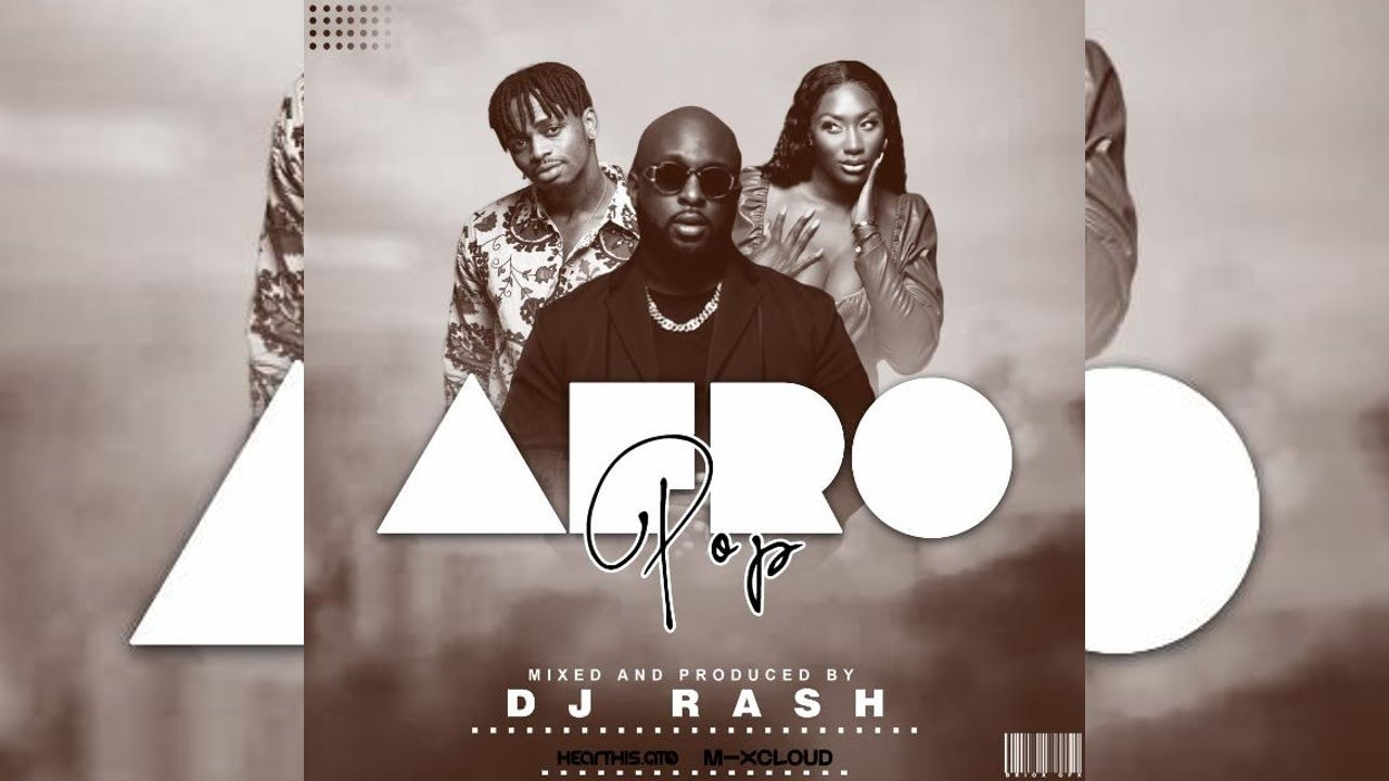 Download DJ RASH AFRO POP VIDEO MIX 2021 FT AYA NAKAMURA,YA LEVIS,DIAMOND PLATINUMZ,LYNDA,RONISIA,DJERISE/ HD