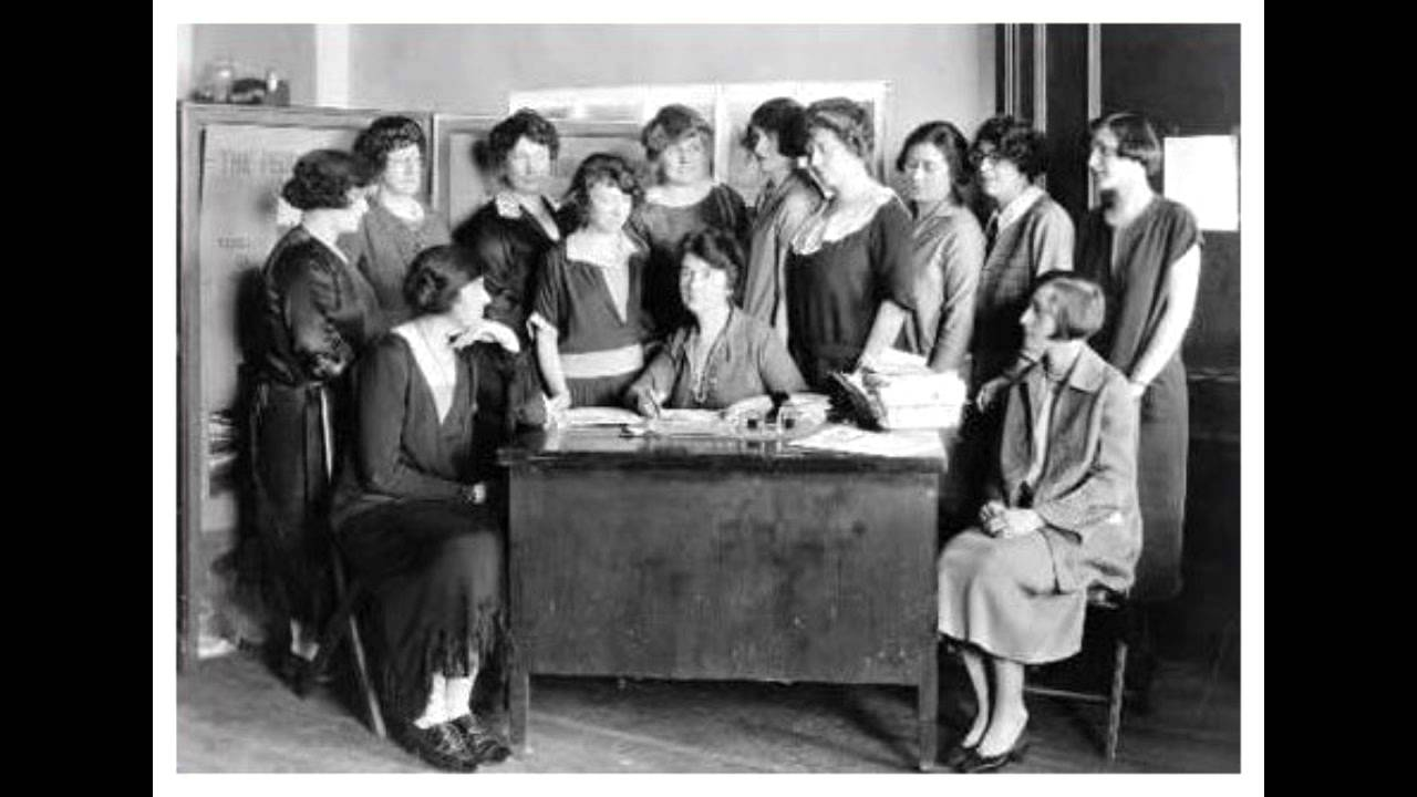 women in the progressive era youtube