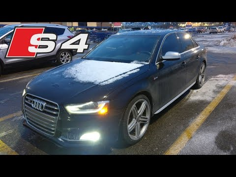 The WORST Parts of Owning an Audi S4