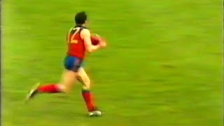 1986 VFL Elimination Final - Fitzroy vs Essendon