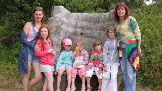 Summer Holiday 2014 at Hoburne Naish in New Milton
