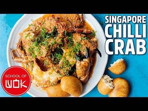 delicious-singapore-chilli-crab-recipe!-|-wok-wednesdays