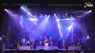 Orquesta La Órbita - 2018 - Mix Cumbias Mayores