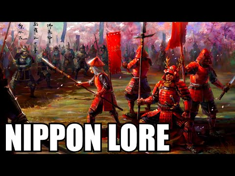 Nippon Entire Lore EXPLAINED by an Australian | Warhammer Fantasy