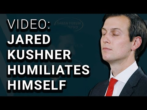Jared Kushner HUMILIATED on Live Television