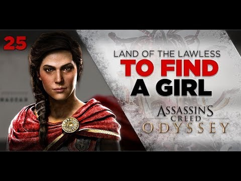 Assassins Creed Odyssey Gameplay | To Find A Girl - Odyssey Quest [25] 1