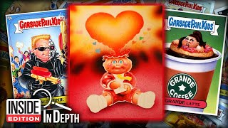 Iconic Garbage Pail Kid Gets Valentine's Day Makeover