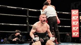 "Avtandil ""Tornado"" Khurtsidze Georgian Mike Tyson • 2017 HIGHLIGHTS"