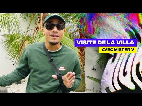 Bienvenue dans la villa High & Fines Herbes (avec Mister V)