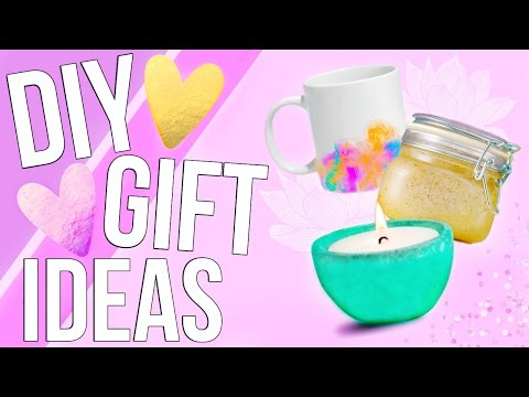 DIY GIFT IDEAS | Affordable DIYs for ANY Occasion!