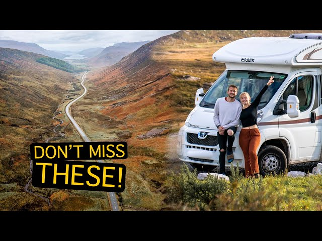The 4 BEST ROAD TRIPS in Scotland | Have You Heard of Number 4?!