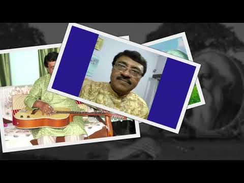 'Arup Tomar Bani... '   Instrumental 'Rabindra Sangeet' On  'Guitar -  Slide' (Accoustic).