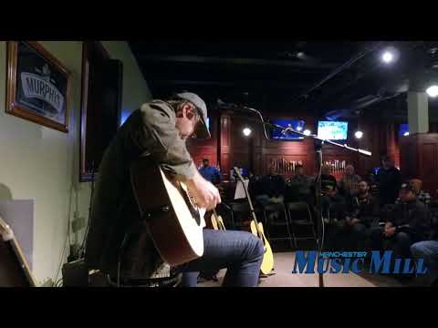 Greg Koch Performance Martin Acoustic Experience demo - Manchester Music Mill